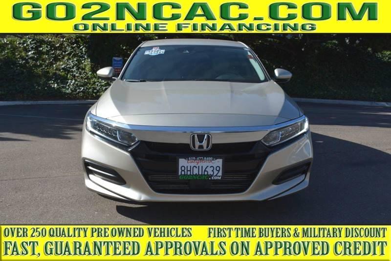 Honda Accord 2018 price $18,700