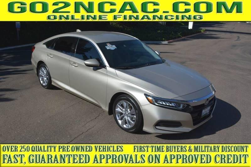 Honda Accord 2018 price $18,900