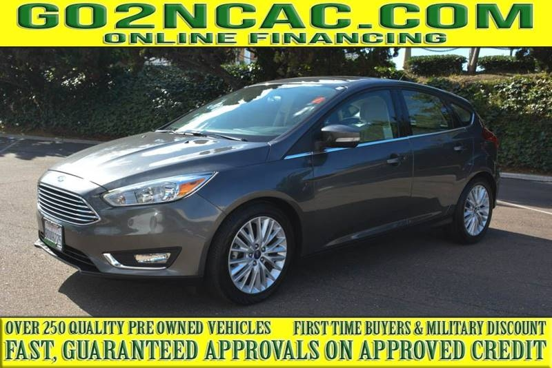 Ford Focus 2018 price $15,990
