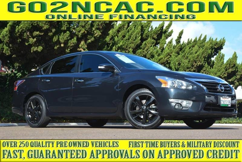 Nissan Altima 2015 price $13,498