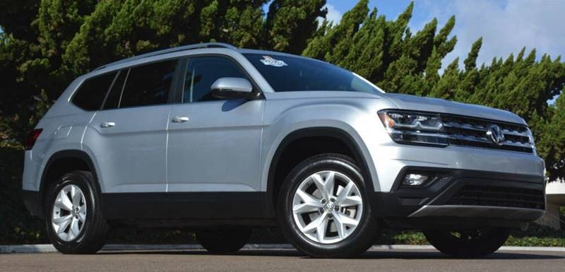 Volkswagen Atlas 2018 price $23,700