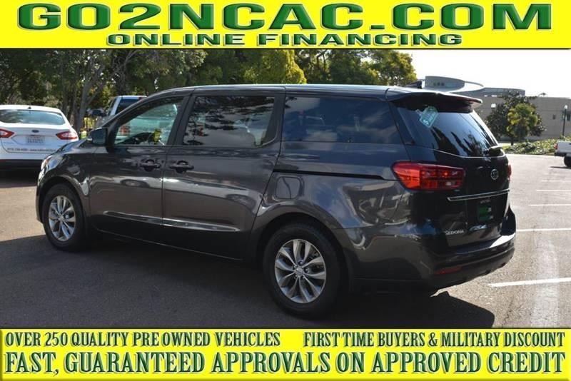 Kia Sedona 2019 price $21,990
