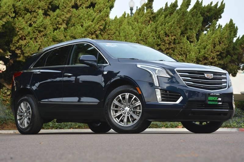 Cadillac XT5 2017 price $21,990