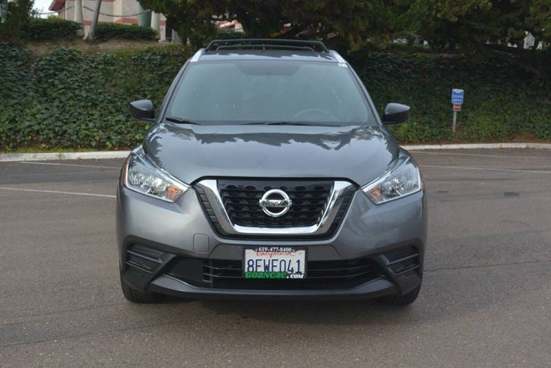Nissan Kicks 2018 price $13,990