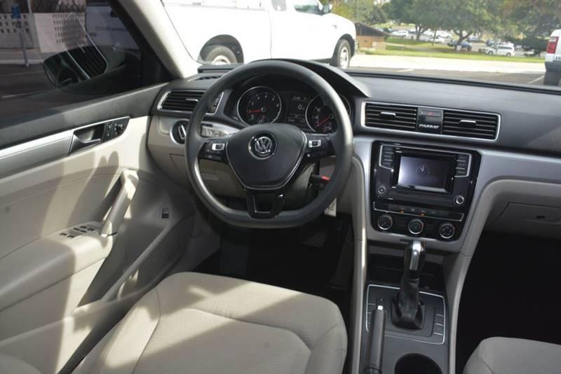 Volkswagen Passat 2018 price $14,900