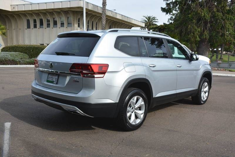 Volkswagen Atlas 2018 price $23,900