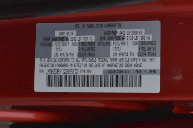 Mazda CX-5 2016 price $14,990