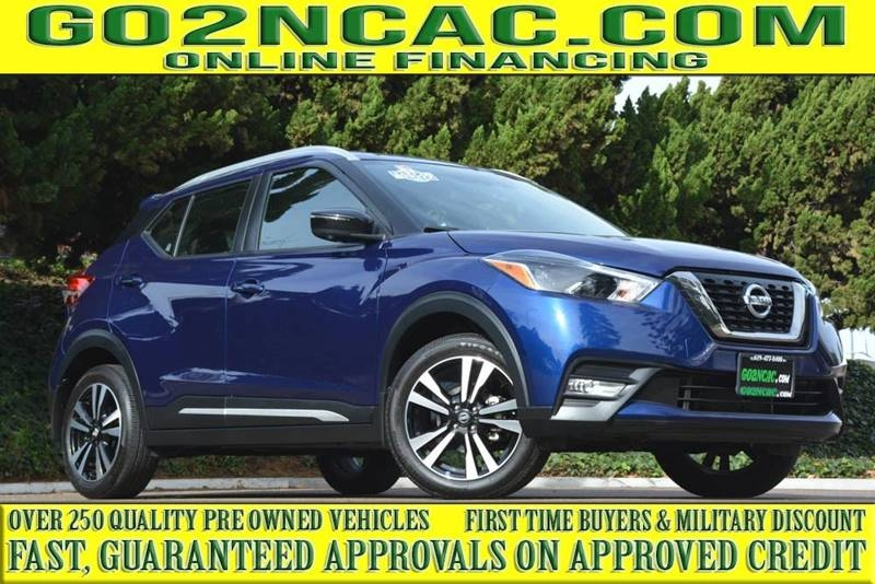 Nissan Kicks 2018 price $16,990