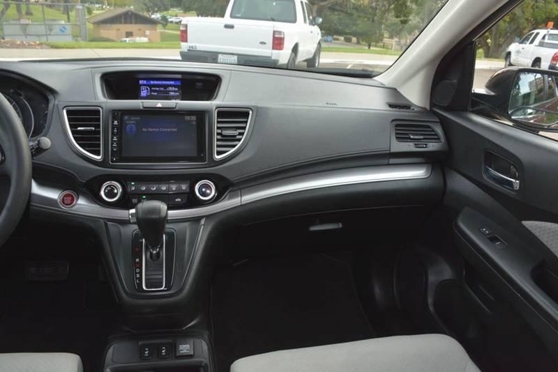 Honda CR-V 2015 price $15,990