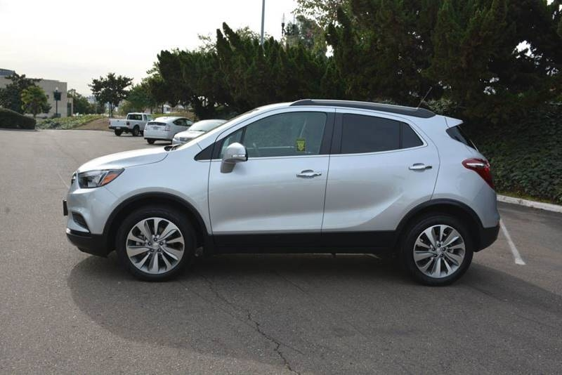 Buick Encore 2017 price $16,700