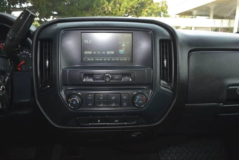 Chevrolet Silverado 1500 2016 price $25,960