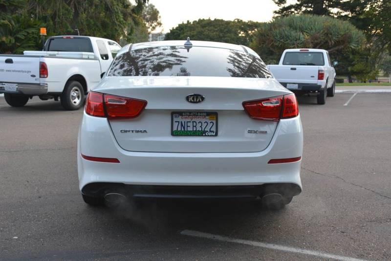 Kia Optima 2015 price $12,990