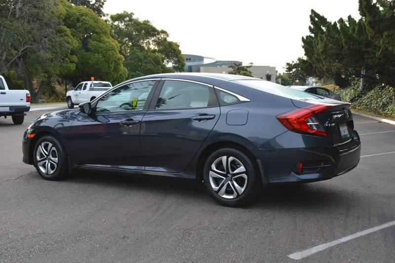 Honda Civic 2017 price $15,250