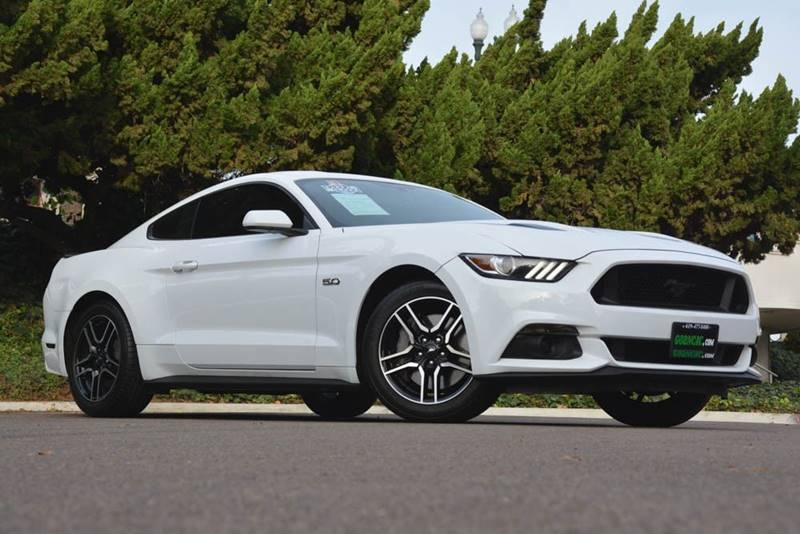 Ford Mustang 2017 price $26,498