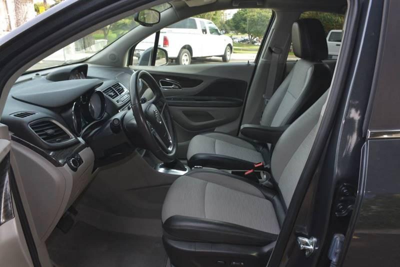 Buick Encore 2016 price $14,525