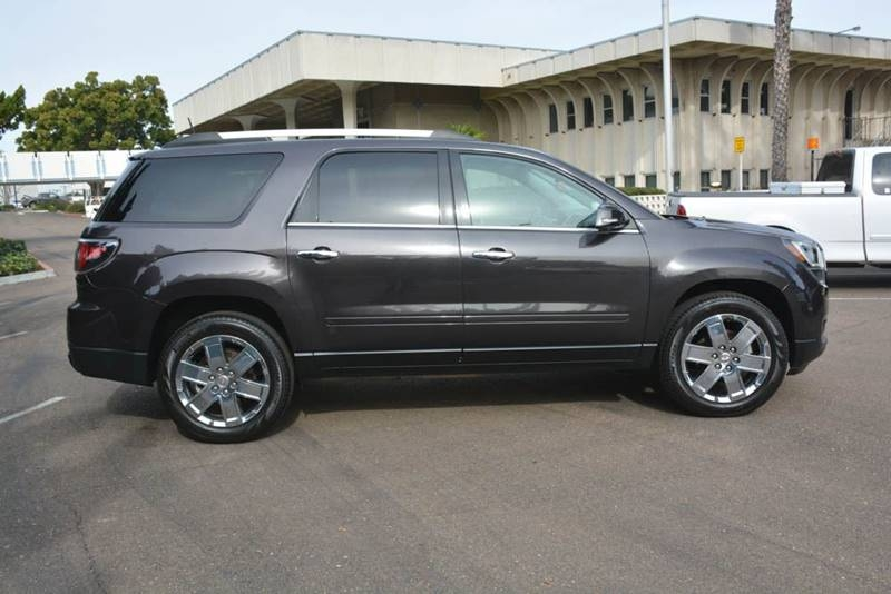 GMC Acadia Limited 2017 price $21,468