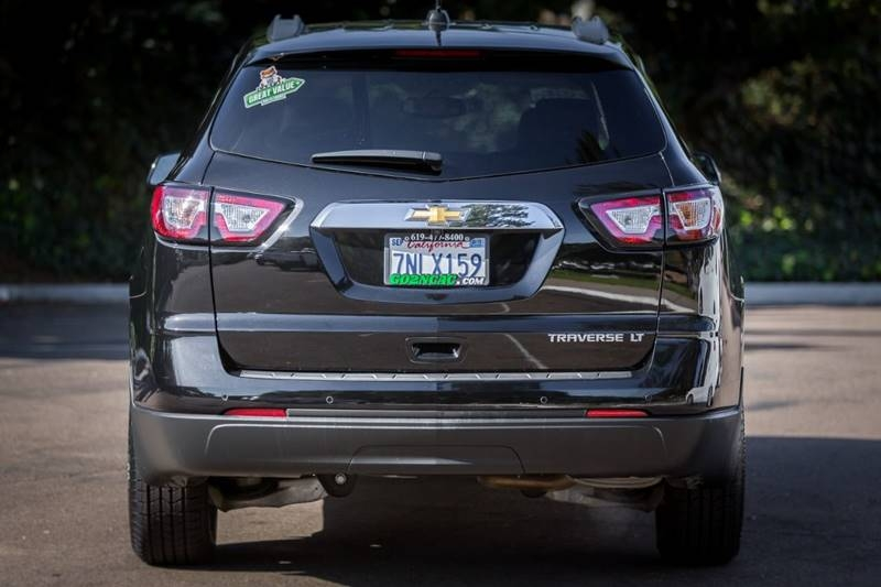 Chevrolet Traverse 2016 price $19,498
