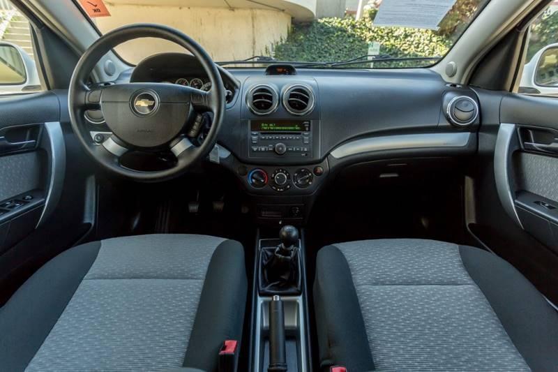 Chevrolet Aveo 2011 price $5,900