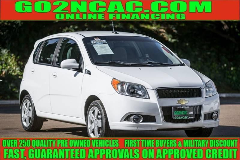 Chevrolet Aveo 2011 price $5,668
