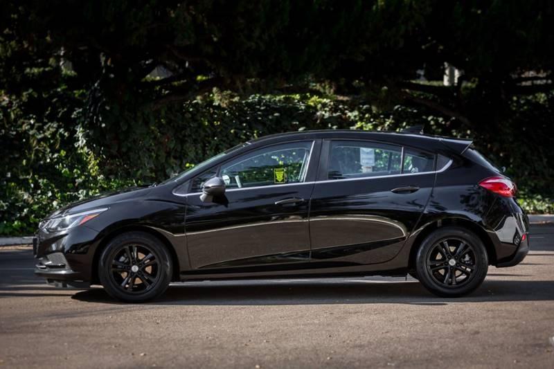 Chevrolet Cruze 2017 price $14,400