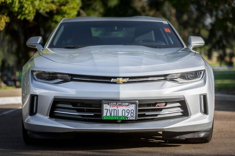Chevrolet Camaro 2017 price $21,490