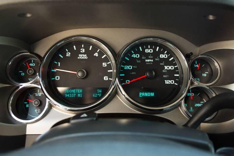 Chevrolet Silverado 1500 2009 price $17,190