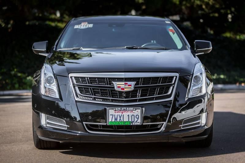 Cadillac XTS 2017 price $21,700