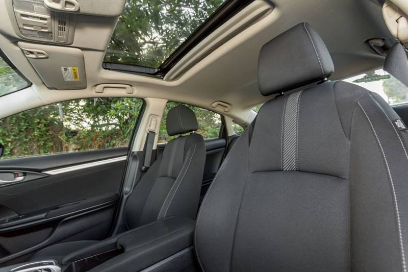 Honda Civic 2016 price $15,960