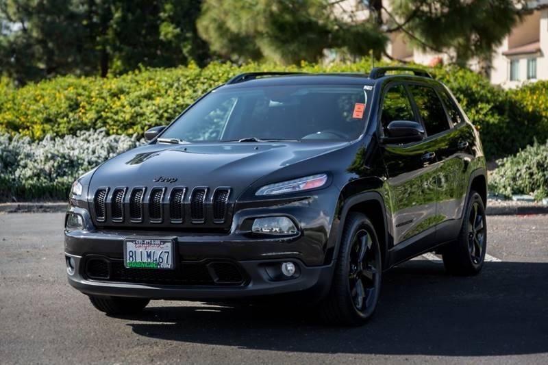 Jeep Cherokee 2016 price $14,870