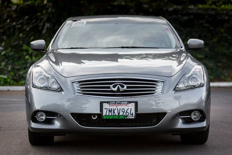 Infiniti Q60 Coupe 2014 price $15,990