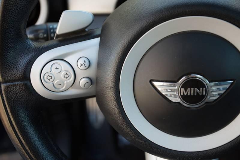 MINI Cooper 2009 price $7,268