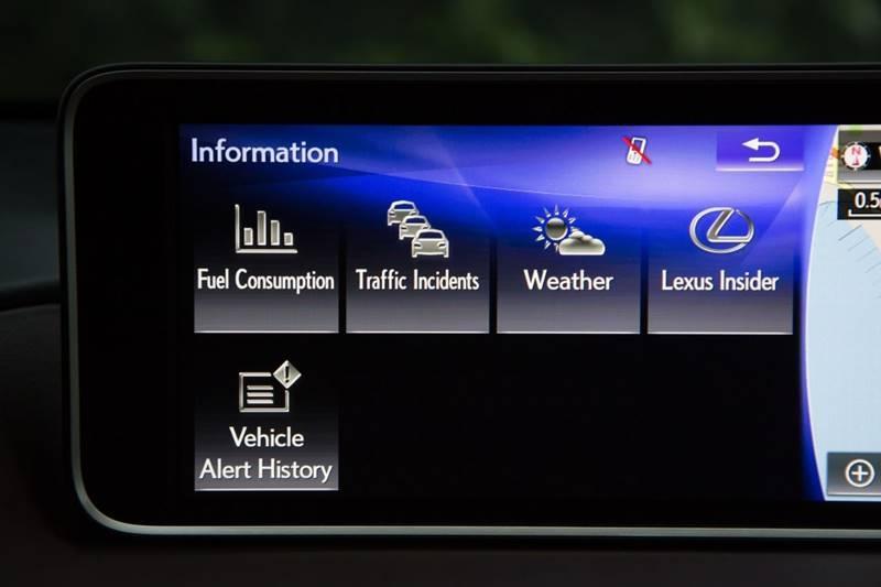Lexus RX 350 2016 price $27,700