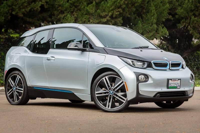 BMW i3 2015 price $16,700