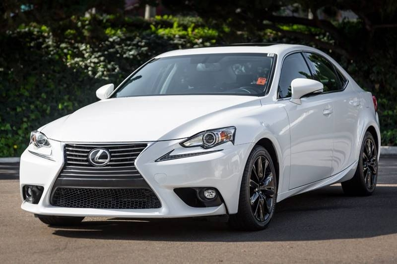 Lexus IS 200t 2016 price $22,870