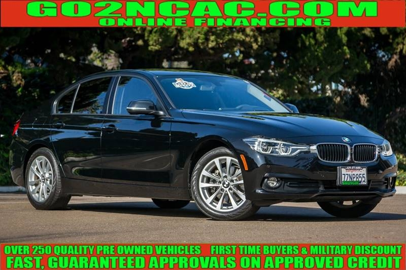 BMW 3 Series 2017 price $17,900