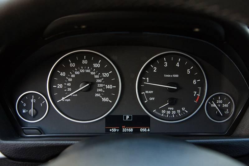 BMW 3 Series 2017 price $17,900
