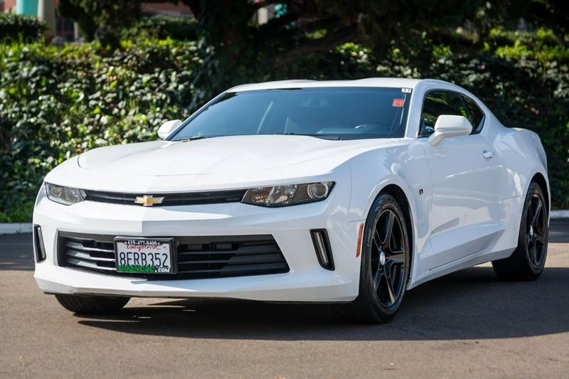 Chevrolet Camaro 2018 price $19,700