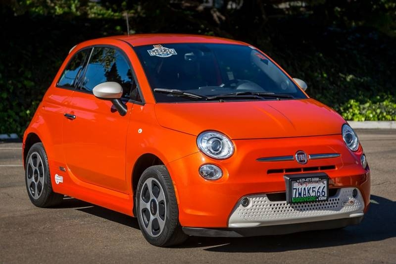 FIAT 500e 2017 price $9,999