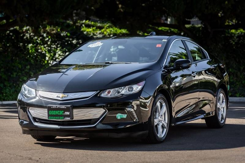 Chevrolet Volt 2016 price $15,498