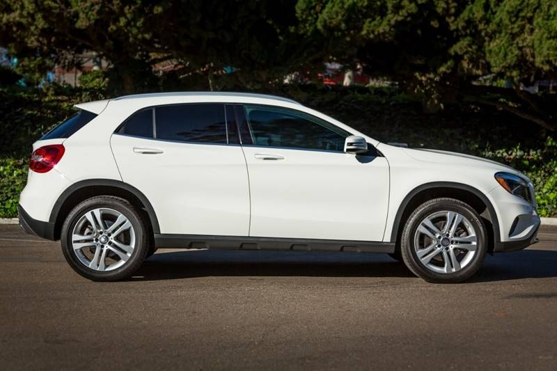 Mercedes-Benz GLA 2017 price $20,900