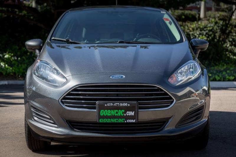 Ford Fiesta 2018 price $9,980