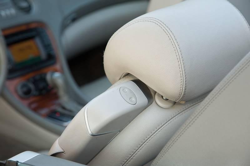 Mercedes-Benz SL-Class 2003 price $13,900