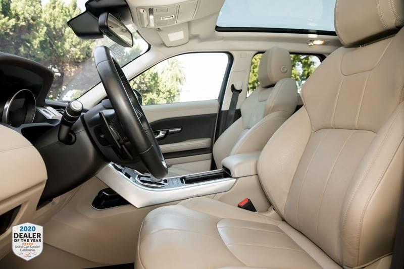 Land Rover Range Rover Evoque 2016 price $28,870