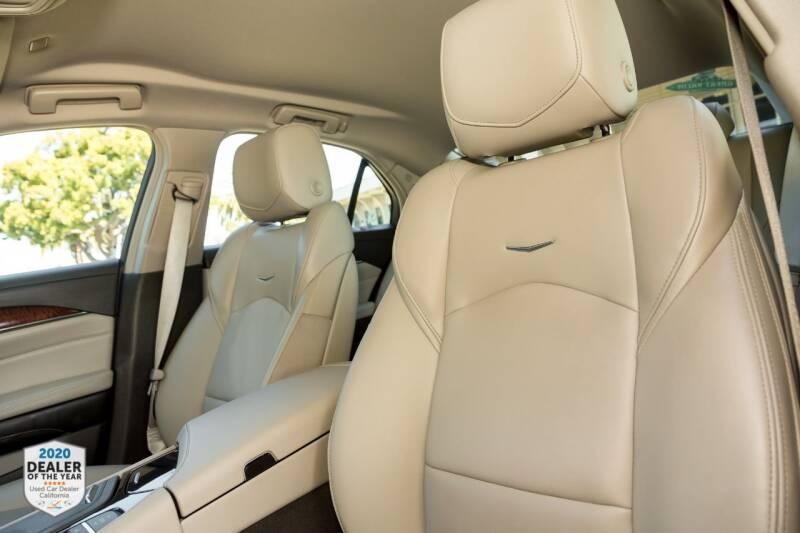 Cadillac CTS 2018 price $25,870
