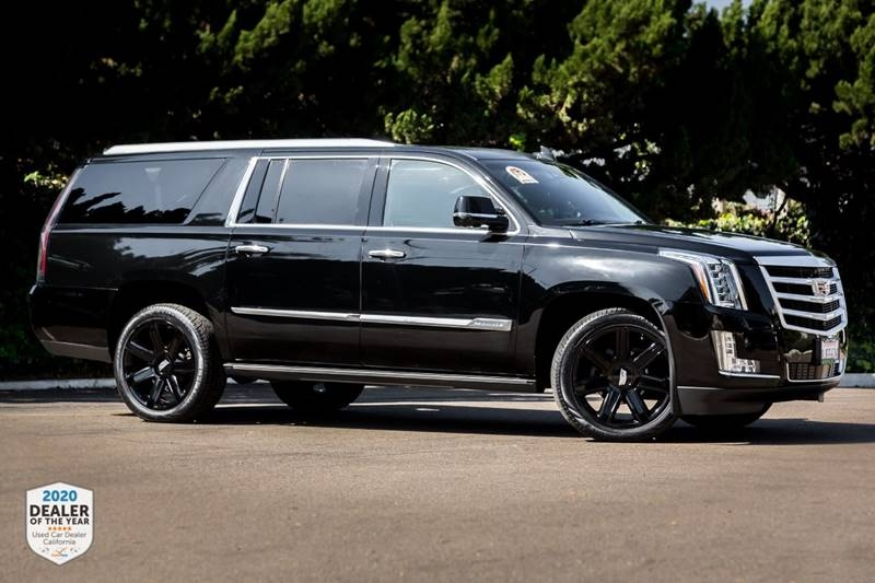 Cadillac Escalade ESV 2015 price $39,960