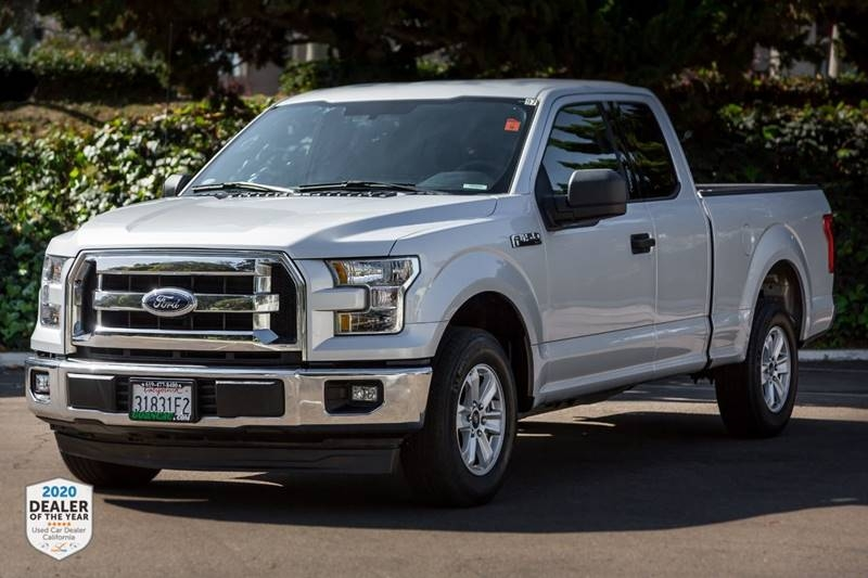 Ford F-150 2017 price $21,670