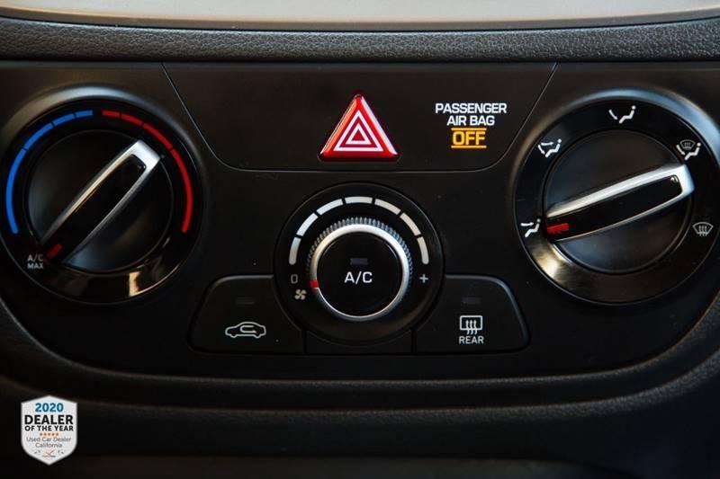 Hyundai Accent 2018 price $13,870