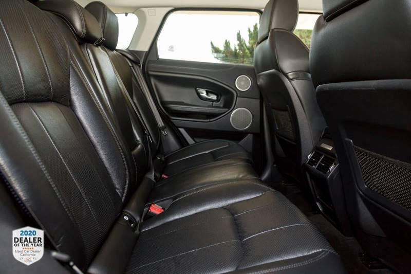 Land Rover Range Rover Evoque 2016 price $28,700
