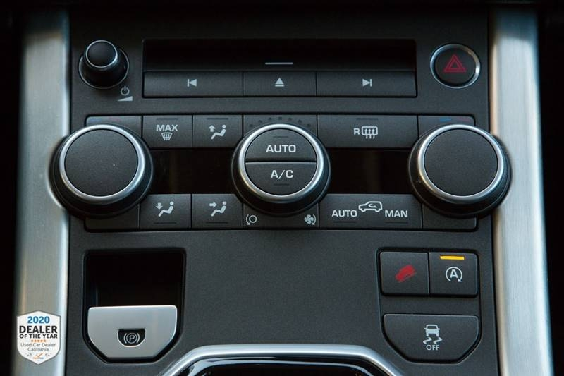 Land Rover Range Rover Evoque 2016 price $27,990