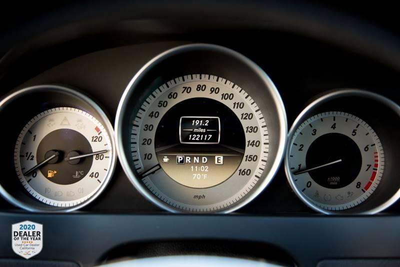 Mercedes-Benz C-Class 2012 price $7,870